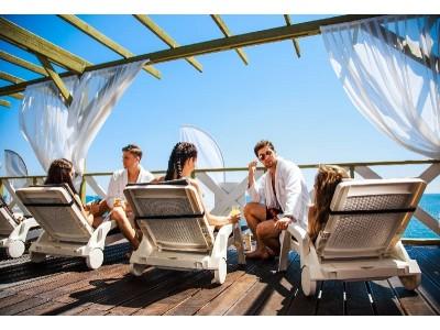 Отель Rixos Krasnaya Polyana Sochi | Пляж отеля