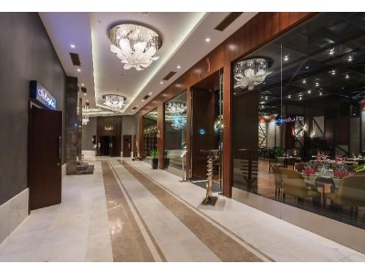 Отель Rixos Krasnaya Polyana Sochi | Холл, территория