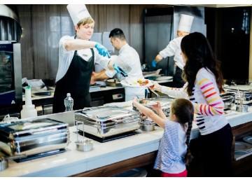 Рестораны и бары | Отель Rixos Krasnaya Polyana Sochi