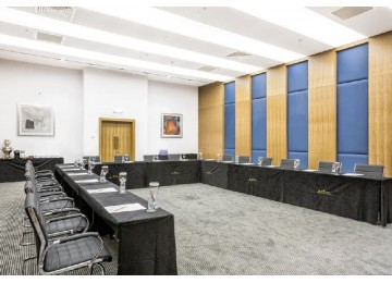 Конференц-залы | Отель Rixos Krasnaya Polyana Sochi